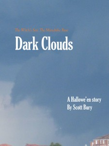 Original cover - Dark Clouds