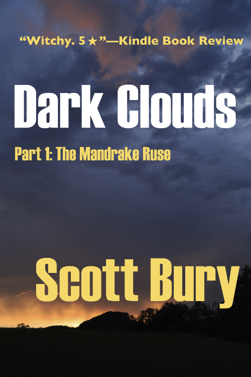 New cover Dark Clouds