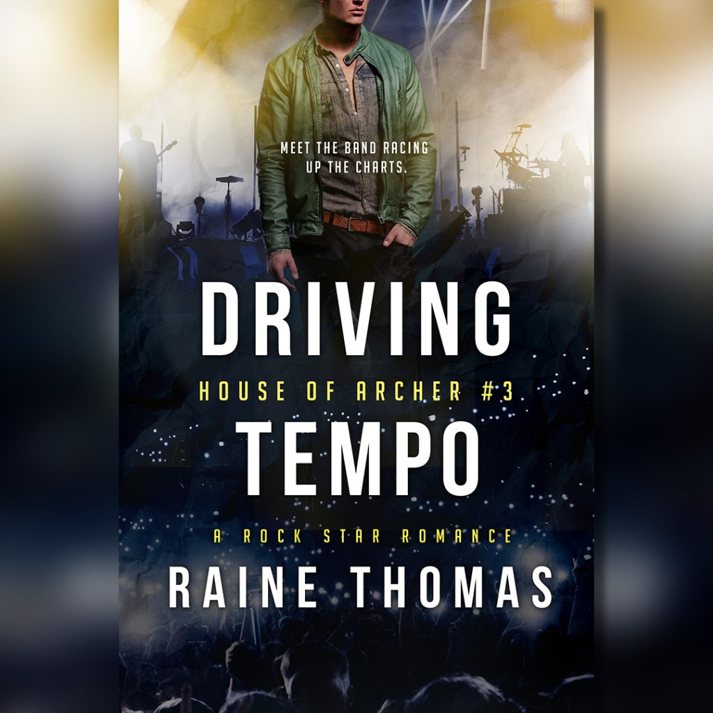 Driving Tempo: House of Arch #3 pre-release cover
